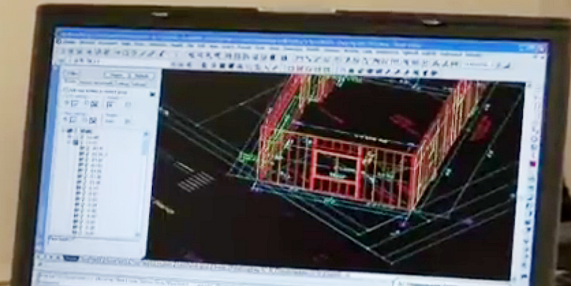 Residential glaus brothers contracting 3d cad software