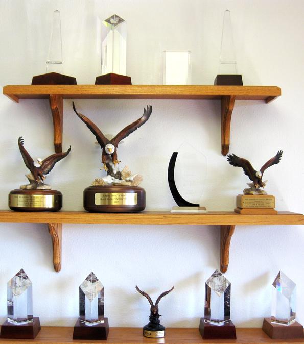awards-shelf